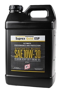 FS Suprex Gold ESP Synthetic Blend SAE 10W-30