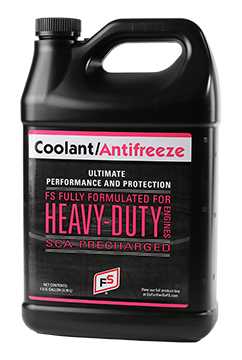 FS Fully Formulated 50/50 Pre-Diluted Coolant/Antifreeze (Pink)