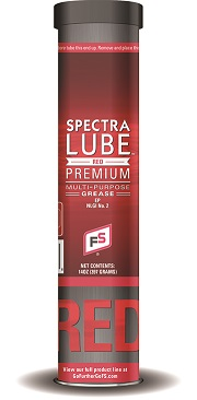 FS Spectra Lube Red Grease